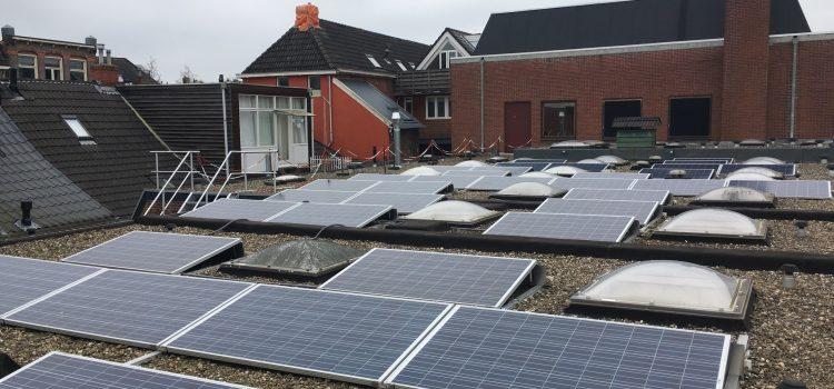 Baptistengemeente Groningen gaat voor zonne-energie