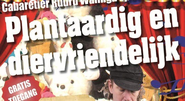 Cabaret in de Baptistengemeente Groningen!